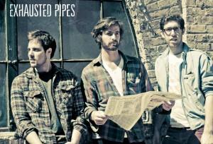 exhausted pipes independent band  Berkeley, CA